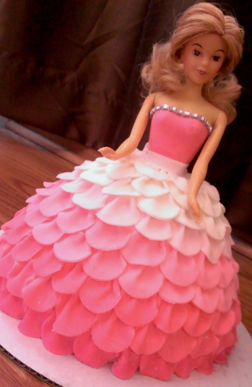 Barbie Cake Happy Cake Baker